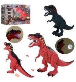 Динозавр NY018-B (42шт) 30см, зв,св, проектор, ходит, на бат-ке, 2цв, в кор-ке, 17-12-13см