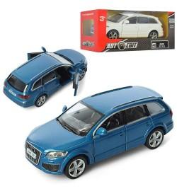 Машинка AS-1807 (24шт) АвтоСвіт 1:32, метал, інер-я, 12,5 см, открив.двері, 2цв, в кор-ке, 15,5-7-7см