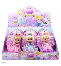 Кукла Ardana 12см A282 принцесса 3в.12шт.в кор.29*17*21,5 /36/432/