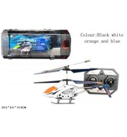 Вертолет аккум р/у 33008S (24шт/4) 4 цвета, гироскоп, в в пластик.боксе 28*10*14см