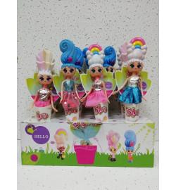 Кукла-герои Blume EF19-1 29 см 12 шт в блоке