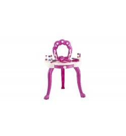 Столик для макіяжу 260x140x465 мм (6)