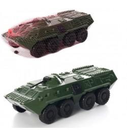 Автомобиль Бронетранспортер ГВАРДІЄЦЬ,машинка танк 28х11х9 см (36)