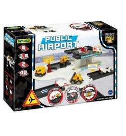Play Tracks City - аеропорт гараж