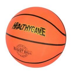 Мяч баскетбольный VA-0001-2 (50шт) размер 5, резина, 440-470г,рисунок-печать,микс видов,в кульке