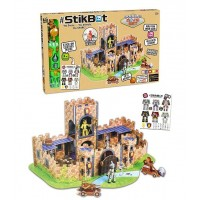 Набор для анимации 2120(36шт/2)Крепость,в коробке 49*29*4см стикботы