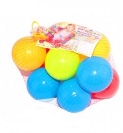 Кульки для сухого бассеіна d9см, 10шт, м'які (10шт / уп)