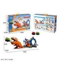 Трек 331303 динозавр с паровозиками THOMAS кор.35*8,5*25 /24/