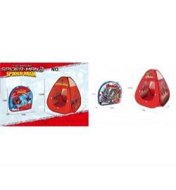 Палатка 1021/2B-1 Spiderman/Avengers 2в.в сумке 100*75*75 /48/