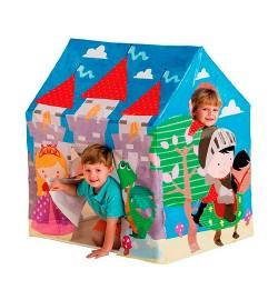 Игровой домик 45642 (6шт) джунгли, 95-75-107см, 3-6лет, в кор-ке, 92-18-5см палатка
