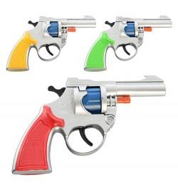 Пістолет A 4 (432шт) на пістона, в кульку, 12см
