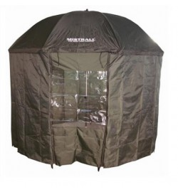Зонт-палатка для рыбака окно ПВХ d2.5м SF23775 (4шт)