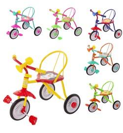 Велосипед трехколесный TILLY TRIKE T-316 6 цветов .кор.ш.к./6/