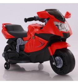 Электромобиль T-7215 RED мотоцикл 6V4AH мотор 1*12W 86*44*52 /1/