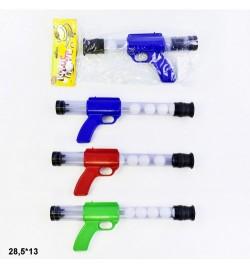 RUS Помповое оружие PLAY SMART 1055 Кинг Понг с шариками 3цв.кул.28,5*13 /72/