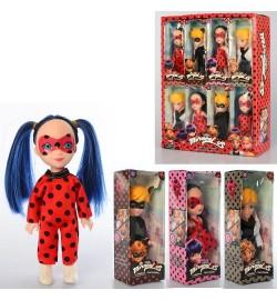 Кукла 2006A (192шт) LDC, 15см, в кор-ке, 16шт(3вида) в дисплее, 28,5-36,5-10,5см