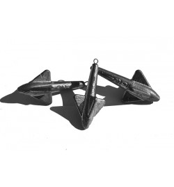 Груз  Ракета  80гр (не крашенный) Без вертлюга