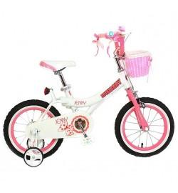 Детский двухколесный велосипед RoyalBaby Jenny Girls 12
