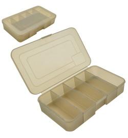 Коробка для снастей 19*11.5*3.6см SF24113 (150шт)