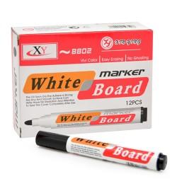 Маркер для сухостираемой доски черный ST00596 (1200шт)