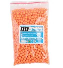 Пульки для пневмат.оружия BB-6B (144шт/2)