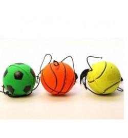М'яч Стрибун Спорт 6 см на гумці