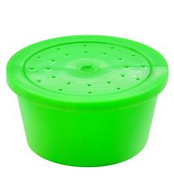Коробка рыболовная для червей КВ01 (350шт)