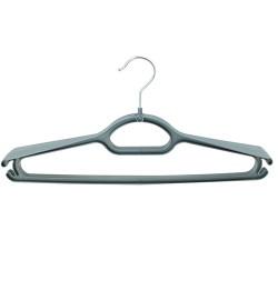 Вешалка пластик для верхней одежды 45см ПП-ВО3-В (100шт)