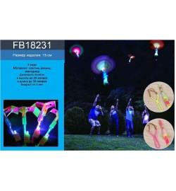Запускалка FB18231 (1200шт) свет в асс 15см