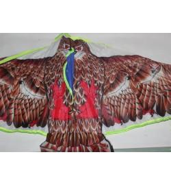 Воздушный змей Орёл размер 120-55 см