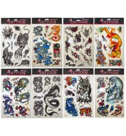 Татуировки MA А5, 333