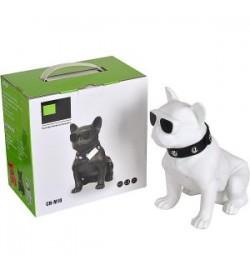 Колонка портативна Собака велика CH-M10, 20,5 * 19 * 11,5 см