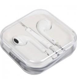 Наушники - вкладыши в пластиковой коробочке F5