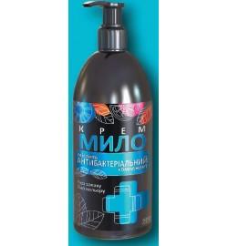 Крем-мыло  косметичне без запаху, 500 мл антибактериальное