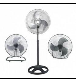 Вентилятор металевий Rainberg Original RB-1801 3 в 1 універсальний