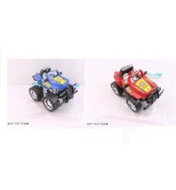 Машина инерц. BA251-A/253-A (120шт/2) 2 цвета,в пакете 20*13*13см