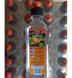 Розжиг для угля с дозатором 250мл EcoFire (28шт/уп)
