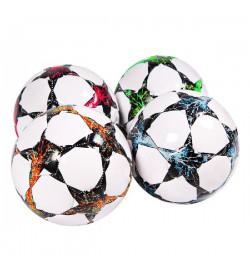 Мяч футбольный BT-FB-0236 PVC размер 2 100г 4цв./100/