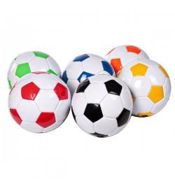 Мяч футбольный BT-FB-0286 PVC размер 2 100г 6цв./100/