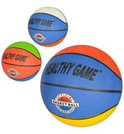 М'яч баскетбольний VA 0002 (40шт) 2 види, №7, в кульку,