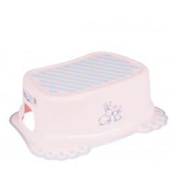 Подставка Tega Little Bunnies KR-006 нескользящая light pink