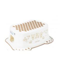 Подставка Tega Teddy Bear MS-017 нескользящая white pearl
