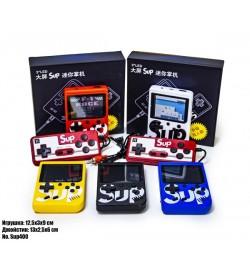 Портативная игровая приставка с джойстиком Retro FC Sup Box Сега Денди 5 цветов RFSB100