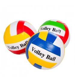 Мяч волейбол BT-VB-0058 PVC 260г 3цв./60/