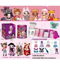 Кукла SA014 Na na na Surprise 6 collect 12.5*9.5*9.5 герои