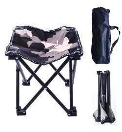 Табурет розкладний 27 * 27 * 25см MH-3074K (30шт) стілець