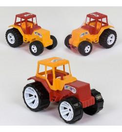 Трактор 27-18-20 см кол, в уп.8шт машинка