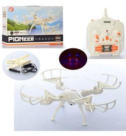 Квадрокоптер XS803C (6 шт) р / у, аккум, 32см, камера, TF, св, запас.лопасті, USBзаряд, в кор-ке, 46-29-9с