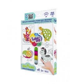 Набор теста для лепки TM Lovin'Do Edu kids игры пальчикив 6 тесто