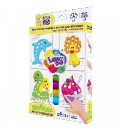 Набор теста для лепки TM Lovin'Do Edu kids игры пальчиков 7
